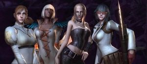 ladies of devil may cry4 by AR-0