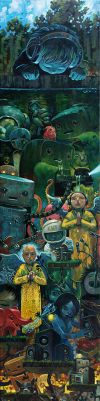 These Hopeful Machines Cover by jasinski