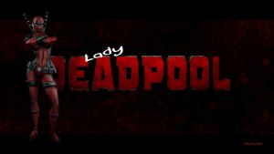 Lady Deadpool Wallpaper - Icon by Curtdawg53