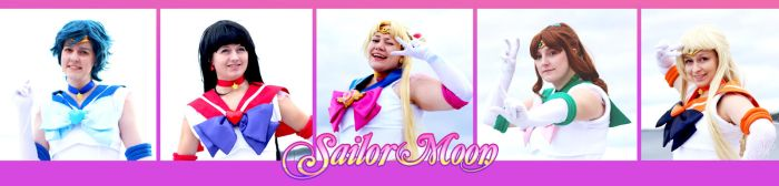 Sailor Moon: Pretty Guardians by StarMintsCosplay