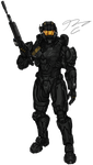 Commission - Spartan MrSkits 4 by Guyver89