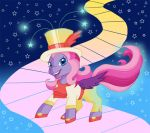 Starring Starsong by PepperSupreme