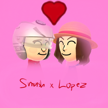 Smash x Lopez Miifoto by TomodachiSmash