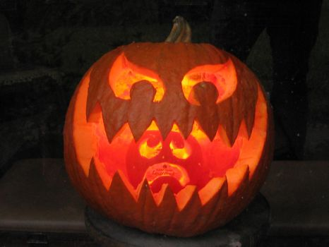 Hungry Jack-o-Lantern by Tolkyes