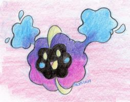 #789 Cosmog by little-ampharos