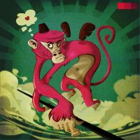 Monkey-doo by pyrotensive
