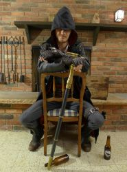 Assassin's Creed Syndicate cosplay: Join the Rooks by TimeyWimey-007