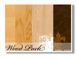 Wood Pack 1 by J-Owen