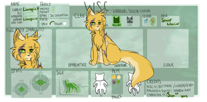 Lionspirit WSC : Willowclan Warrior by SunnPie