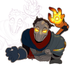 League of Legends - Viktor by Purly