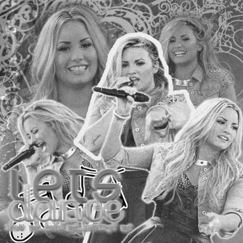 Demi Lovato Blend GIF by Luiisa9612