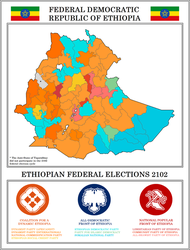 The Last Election (2150) by Mattystereo