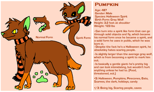 Pumpkin Reference by Thunderclap12