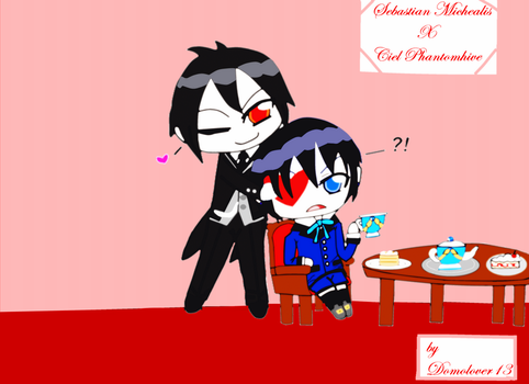 Be My Valentine, My Lord :3 by domolover13