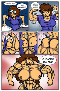 Comic page commission 84 by Ritualist