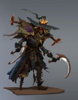 scarecrow by Trufanov