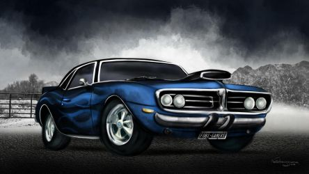 Bullet GT by natiwar02
