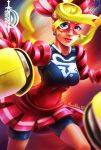 ARMS - Ribbon Girl by DawnbreakerDESIGNS