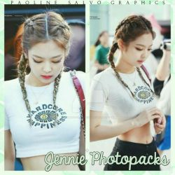PREVIEW JENNIE PHOTOSHOOT (paoline salvo) by itsmepaolineyi123