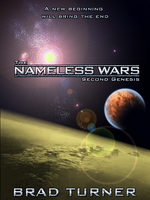 Nameless Wars Book Cover by Brad2723