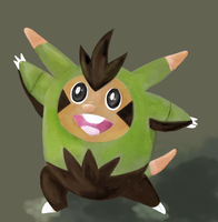 Gotta Draw Em All - Grass Collab Quilladin