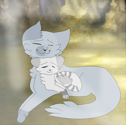 Warrior Cats #2: Just a memory by AuraSparkle
