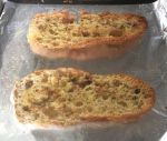 Garlic bread by Sia-the-Mawile