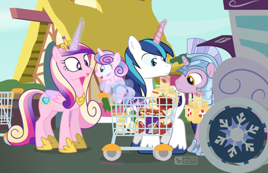 Grocery Shopping by dm29