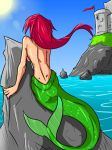 Little Mermaid by lonelion4ever