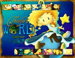 Thiefo's World Calendar by Thiefoworld