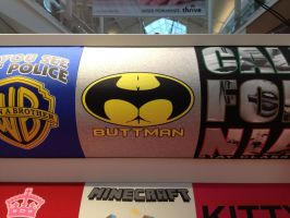Buttman by Mimzy94