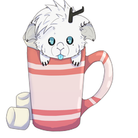 Hot Chocolate Gute .:FINISHED YCH:. by FoxehhhAnime