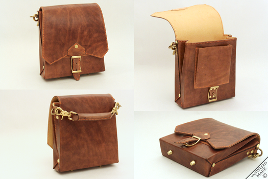 Handle Purse by Marcusstratus