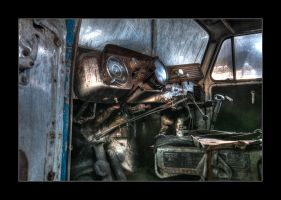 Dying Truck by 2510620