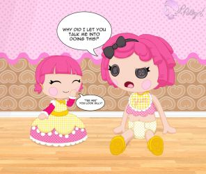 Crumbs Sprinkle clothes swap by PrincessPolly63