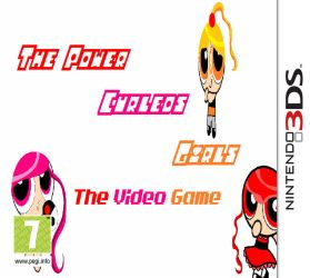 The Power Curleds Girls : The Video Game by GreenKissTheKirby