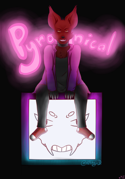 Pyrocynical and Tv-pyro by xNiky