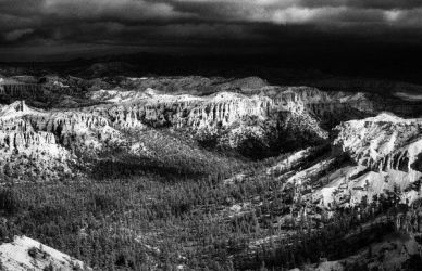 Bryce Canyon Infrared 2 by gravityoflove