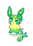 #36 - Four-leafed Clover by Charminis-Database