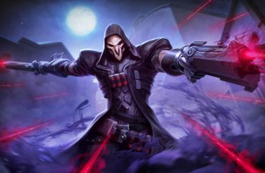 Reaper - Death Blossom by capprotti