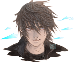 FFXV: Almost by saltycatfish