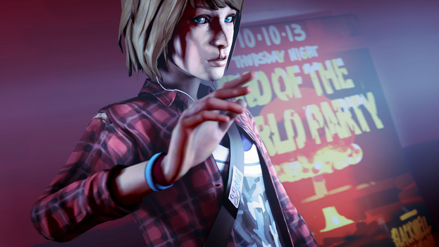 Life Is Strange - End Of The World Party by SSchar
