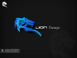 Lion Logo by ComyDesigns