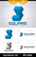 Square - Logo Template by doghead