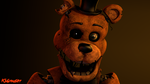 Stylized W Freddy poster thing by Kooble6muser
