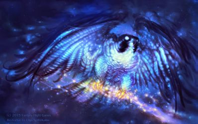 Android: Netrunner - Peregrine by liiga