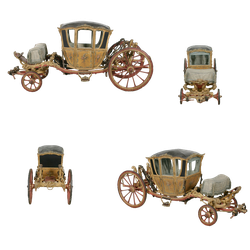 Carriage Coach 2 PNG by chaseandlinda