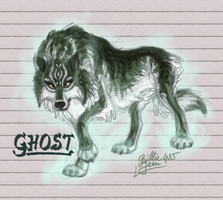 Ghost by BillieJean485
