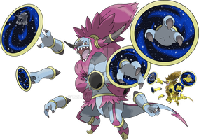 720 - Hoopa Unbound by Tails19950