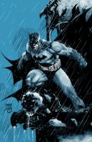Batman Hush by SWAVE18